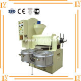 Máquina pequena automática da imprensa de petróleo do amendoim do aço inoxidável para a venda