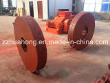 Oro Ore Grinding Wet Pan Mill per Mineral Separation