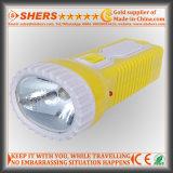 Nachladbare 1W LED Solartaschenlampe für das Suchen, jagend (SH-1934)