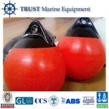 Tipo marino un cuscino ammortizzatore gonfiabile del PVC dell'yacht della barca