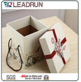 Коробка конфеты венчания коробки подарка бумаги коробки олова подарка шоколада металла подарка олова конфеты упаковывая акриловая (YSC22B)