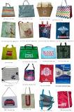 高品質60-150GSM PP Woven BagおよびNon Woven Bag Shopping Bag