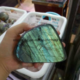 Semi Pedras Preciosas Cristal Display Labradorite Natural Gemstone