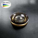 preço de fábrica personalizada Optical H-CAIXA ZF4 Prisma redondos de vidro