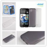 Telefonzubehör TPU-Hüllen/Abdeckungen für HTC Desire 608t mit Free Schutzfolie