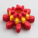 Ersatzteileguter flexibler Mt-Typ Blumen-Form-Pflaume-Matte