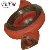 Ductile Ironの砂型で作るCentrifugal Pump Housing