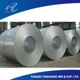 鋼鉄ストリップの熱い浸された亜鉛によってアルミニウムで処理される鋼鉄コイル