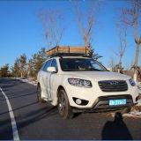 Abertura rápida 4WD tecido Lona de Algodão dobrar carro Capota de Lona