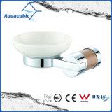 Установка на стену хромированный двойной тумблерный держатель (AA6715B)