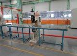 Constructeur en verre d'ascenseur d'observation avec la petite pièce de machine