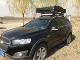 Nicht für den Straßenverkehr im Freien kampierendes Auto-Dachspitze-Zelt des Kabinendach-4WD