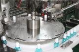 Gotas de ojo de alta velocidad que llenan la máquina que capsula