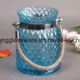 Houder van de Kaars van de Kwaliteit van de lage Prijs de de Beste/Ambacht van de Kop van het Glas/Glas voor de Toepassing van het Huis