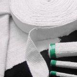 Tissu ignifuge en fibre de céramique à isolation thermique pour les fours