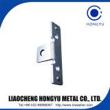 Acier inoxydable personnalisé par professionnel estampant des pièces, estampage en acier de haute précision