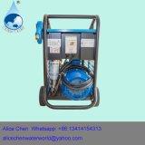 arenador de alta presión de la arena del producto de limpieza de discos del jet de agua 200bar