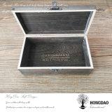 Hongdao conçoivent le cadre de mémoire en bois de passeport avec la doublure Wholesale_D
