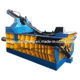 유압 금속 모형 Y81f 회전 가마니를 가진 짐짝으로 만들 압박 기계