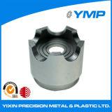 OEM/ODM CNC gira las piezas con anodizado negro