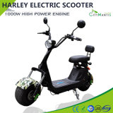 Motorino elettrico della grande rotella di alto potere fuori dal motociclo elettrico della strada