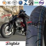 90 / 80-17 alta calidad de China 80 / 90-17 neumático de la motocicleta
