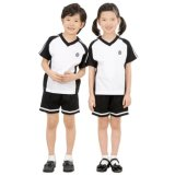 Summer Style에 있는 2016의 관례 Wholesale Kids School Uniforms