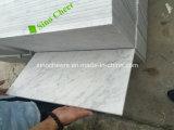 Il marmo bianco di Carrara copre di tegoli il marmo bianco elegante di marmo bianco di bianco di /Bianco Carrara Carrara