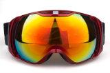 Overmaatse het Rennen het Skien van de Beschermende brillen van de Sporten van het Voorschrift Glazen