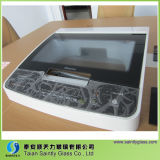 3mm-6mm Curved Toughened (Wash Machine (가정용품 부속)를 위한 tempered) Tinted Decorative Glass Panel