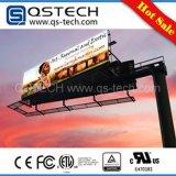 Pantalla LED para instalación fija al aire libre a todo color de pantalla LED Qstech P20 P16 P12.3