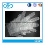 Удалите одноразовые полиэтиленовые перчатки для работы с сетями супермаркетов