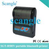 Imprimante Bluetooth sans fil de 58 mm Continuer avec une imprimante Belt Bt pour prendre la commande