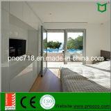 Porte en aluminium de bonne qualité Pnoccd0039 de tissu pour rideaux