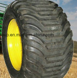Landwirtschaftliche Maschinerie-Schwimmaufbereitung-Schlussteil-Reifen des Bauernhof-Trc-03 600/55-26.5 für Spreizer, Erntemaschine, Tanker-Sortierfächer