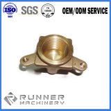 Peça fazendo à máquina de bronze do forjamento Part/CNC do OEM com peças do forjamento