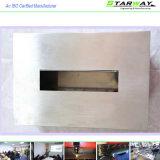 Подгонянное изготовление металлического листа вырезывания лазера