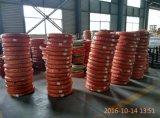 De draagbare Kleine Compressor van de Diesel Lucht van de Mijnbouw voor de Goudwinning van Zimbabwe
