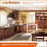 Meubles de cuisine en bois Nouveaux armoires de cuisine en bois massif