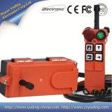 Fornecedor de China! Guindaste elétrico F21-4D de controle remoto sem fio da grua da corda de fio da grua da potência