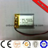 Rechargeable Li Po Batterie 3.7V 6000mAh Lithium Polymer Batterie pour Smart Phone