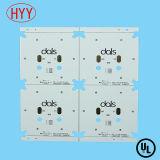 PWB echado a un lado doble HASL del aluminio de UL&RoHS 2 capas de Fr4 del PWB de la electrónica (HYY-030)