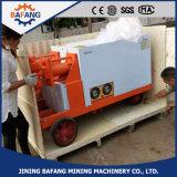 De nieuwe Pomp van het Cement van het Mortier van de Pleister van de Hydraulische Pomp Hydraulische