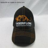 Großhandelsbillig gekennzeichnete aufgetragene Baumwollbaseball Cap&Golf Schutzkappe
