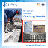 Quarry Stone Splitting Non-Explosive Cracking Agente expansível sem som