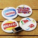 Impresión a todo color Pendrive de la tarjeta de crédito para la promoción