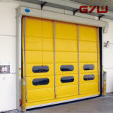 Automatique Accumuler Shuting Rolling Door pour Cold Storage