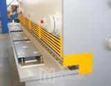 Metallstahlblech-Platte CNC-hydraulische Guillotine-Schere