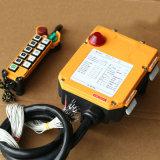 F24-10sの電気ウィンチの無線リモート・コントロール