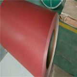 de Kleur van het Bouwmateriaal van 0.140.8mm Bedekte de Gegalvaniseerde Rol van het Staal van het Staal PPGI Vooraf geverfte met een laag